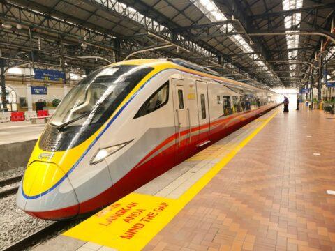 ETS TRAIN MALAYSIA